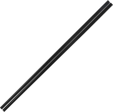 Black Chopstick 10 Pasang melamine plastic dishwasher safe chopsticks in black for sale at