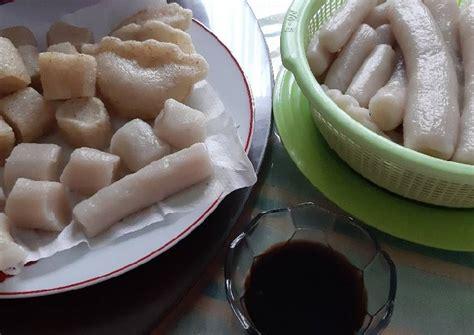 resep pempek palembang ikan gabus oleh aslemaknian cookpad