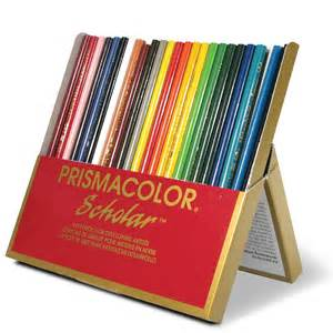 colored pencils prismacolor prismacolor scholar colored pencil 24 set