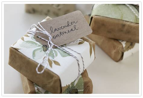 Diy Handmade Soap - ideas soaps wedding favors oatmeal soap