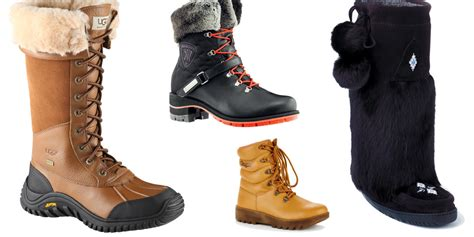 winter boots for canada 15 winter boots to keep your warm and