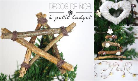 Fabriquer Deco De Noel Pas Cher by D 233 Co De Noel A Fabriquer D 233 Coration De No 235 L
