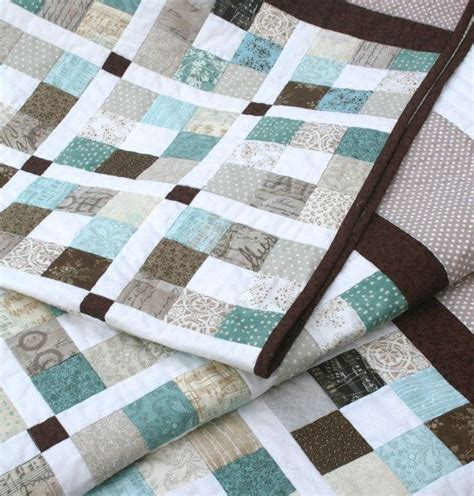 Easy King Size Quilt Patterns by Pi 249 Di 25 Fantastiche Idee Su Jelly Roll Quilting Su