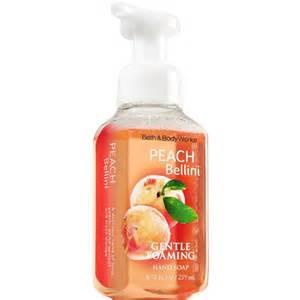 bath works bellini gentle foaming soap