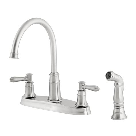 how to fix price pfister kitchen faucet price pfister genesis kitchen faucet repair
