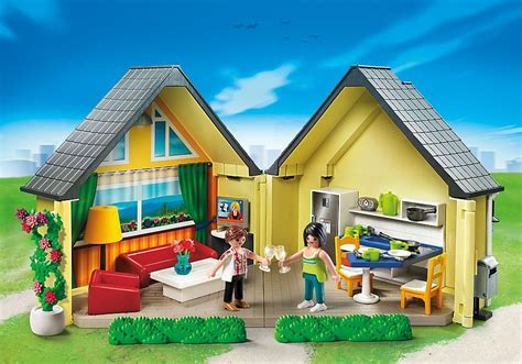 playmobile dolls house playmobil set 5951 usa doll house klickypedia