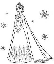 Princess Castle Bedroom Set Free Anna Coronation Dress Coloring Pages