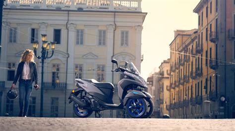 yamaha tricity  premium motosiklet