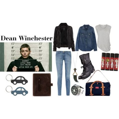 Dean Winchester Wardrobe by Dean Winchester Clothes