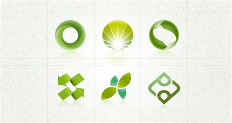 environment logos template set logo templates pixeden
