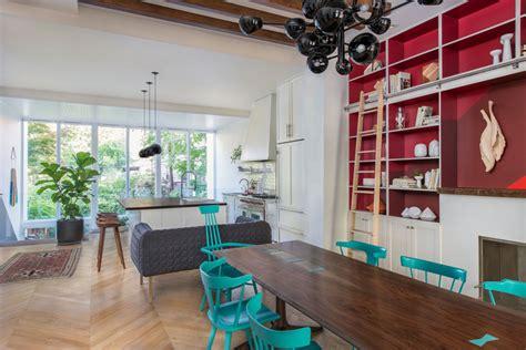 bright colour interior design bright colors and fresh design by jessica helgerson