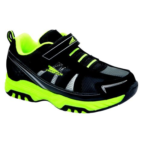 boy shoes catapult boy s pest glow in the athletic shoe black