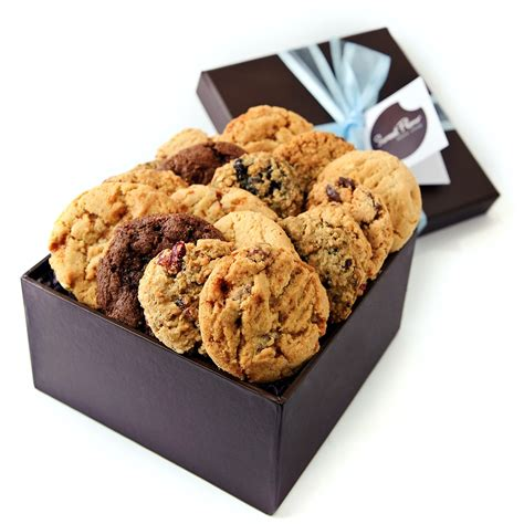 cookie box gourmet cookie gift box sweet flour bake shop