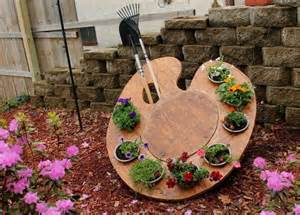 craft ideas for garden decorations 15 excellent diy backyard decoration outside