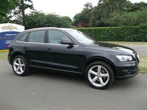 Q5 Audi For Sale Used Black Audi Q5 2008 Diesel 3 0 Tdi Quattro Se 4x4