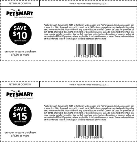 authority cat food printable coupons best dog deal petsmart coupons 10 off 15 off avenue k9