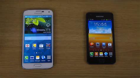 galaxy vs doodle 2 samsung galaxy s5 vs samsung galaxy s2