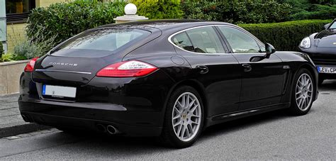 porsche car 4 door ambitious and combative porsche panamera