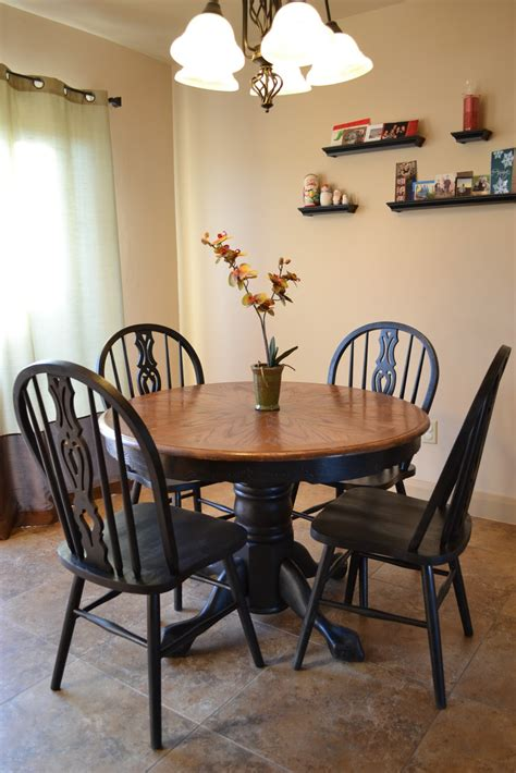 Redo Kitchen Table And Chairs Craftaphile Refinished Table And Chairs