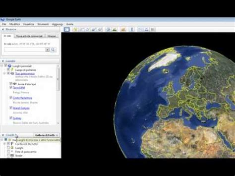 tutorial video google earth google earth video tutorial doovi