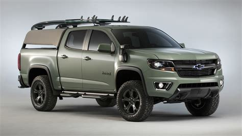 To Hurley 1 chevy and hurley create a colorado for the