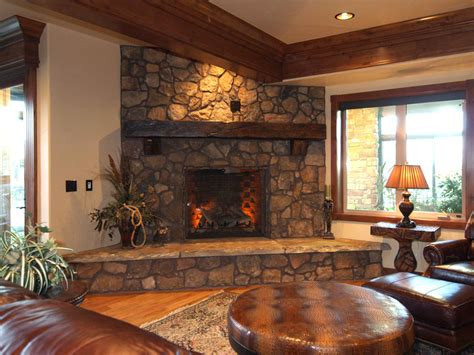 agreeable stacked stone fireplaces complexion entrancing