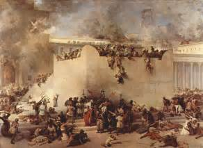 Who Was Blinded On The Road To Damascus The Destruction Of The Jerusalem Temple In 70 Ad Images