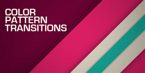 color transition color pattern transitions by gui esp videohive