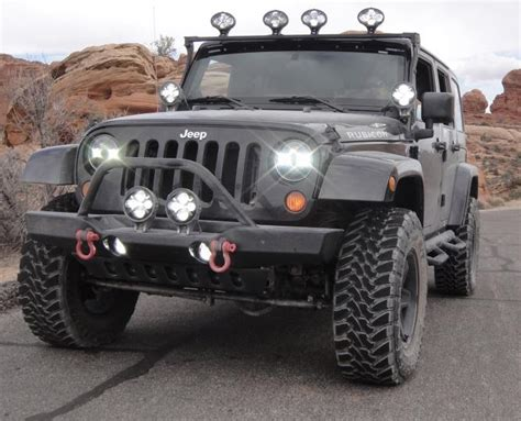 Jeep Fog Lights Jeep Wrangler Specific Led Fog Lights Yes They Re Here