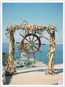 Wooden Flower Designs - la jolla beach wedding alchemy fine events