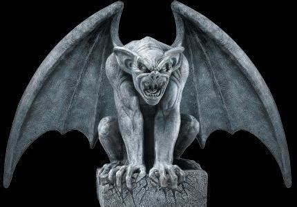 Gothic Home Decorations by Are Gargoyles Supernatural