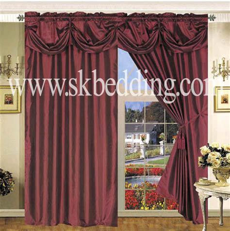 China Decorative Window Curtain China Curtain Window