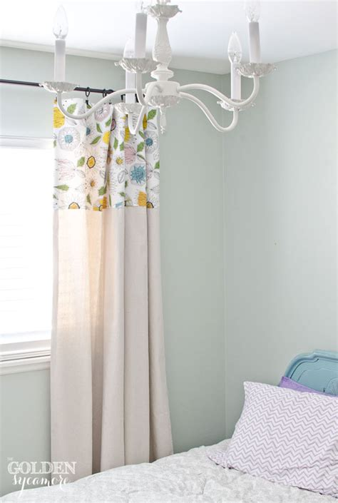 Big Girl Bedroom   Curtains   The Golden Sycamore