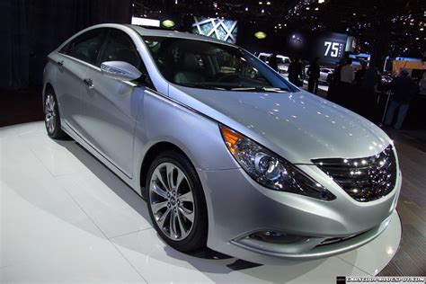 hyundai sonata  liter turbo  hp priced   carscoops