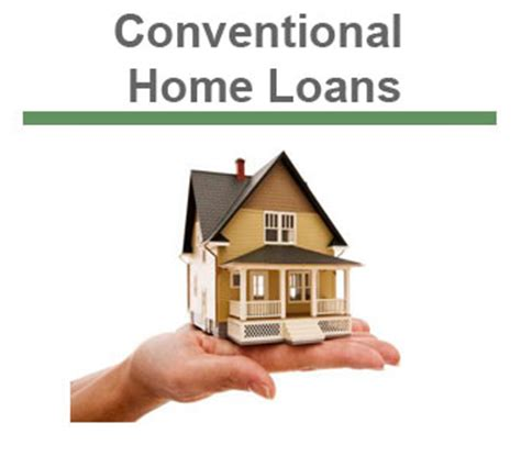 Conventional Home Loan what is a conventional mortgage loan