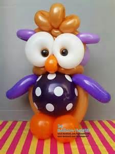 balloon owl decoracao baloes balloon