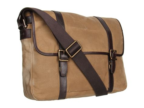 Fossil Perry East West Messenger Bag by Fossil Estate East West Messenger Bag Bags Shipped Free