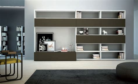 glass shelving unit for living room med home design