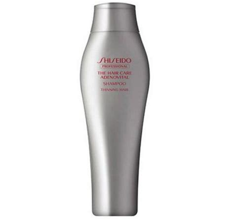 Shiseido The Hair Care Adenovital shiseido the hair care adenovital shoo育髮洗髮水 250ml