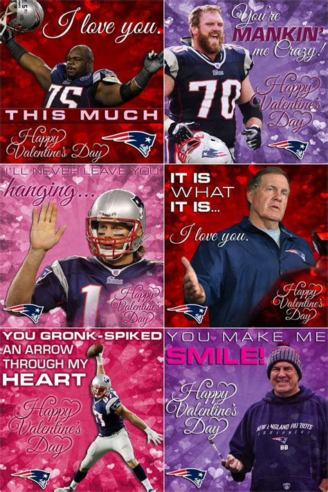 s day releases 2012 patriots released some awesome s day cards today