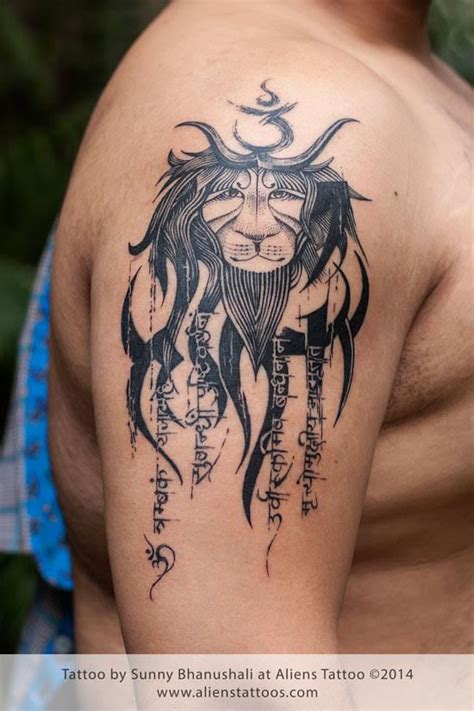 did you know the power of religious mantra tattoos