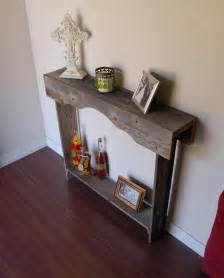 Small Console Table For Hallway Console Table Small Entry Table Country Rustic