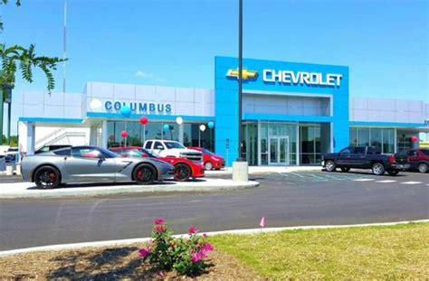 chevrolet of columbus in chevrolet of columbus columbus in 47201 car dealership