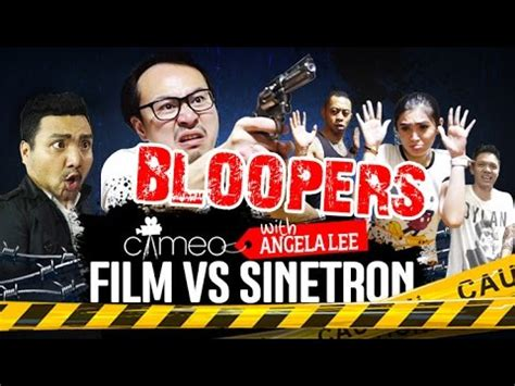 film barat vs sinetron film vs sinetron feat angela lee bloopers youtube