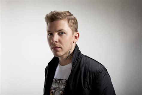 puma ditches deal with professor green the drum