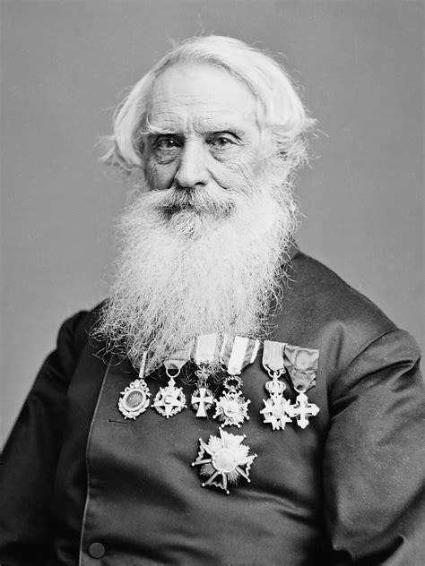 Samuel F. B. Morse - Wikiquote