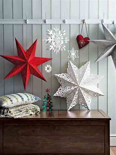 Paper Decorations Make Your Own - how to make your own decorations using paper