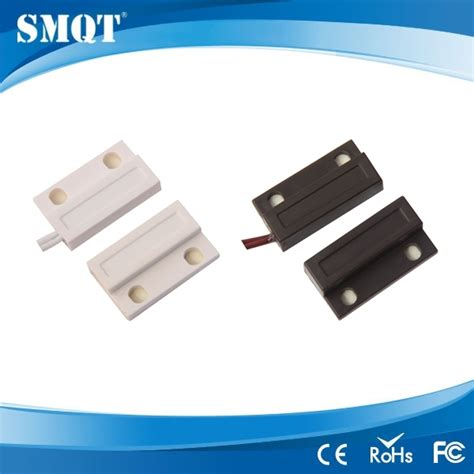 Wired Magnetic Contatc For Wooden Door wired magnetic door sensor wired door sensor door sensor