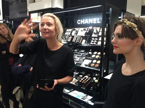 Chanel öppnar butik i Stockholm - Daisy Beauty Chanel Stockholm