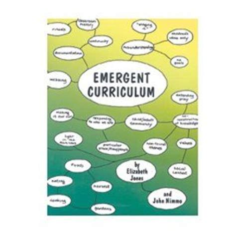 emergent curriculum in early childhood settings from theory to practice second edition books 29 best images about emergent curriculum on